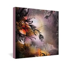 <strong>DENY Designs</strong> Iveta Abolina Rain Gallery Wrapped Canvas