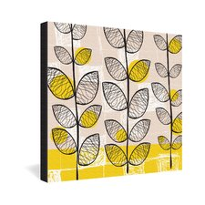 Rachael Taylor 50s Inspired Gallery Wrapped Canvas