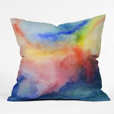 Jacqueline Maldonado Torrent 1 Indoor / Outdoor Polyester Throw Pillow
