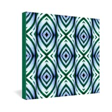 <strong>DENY Designs</strong> Wagner Campelo Maranta 1 Gallery Wrapped Canvas