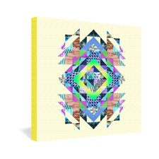 <strong>DENY Designs</strong> Fimbis Clarice Gallery Wrapped Canvas