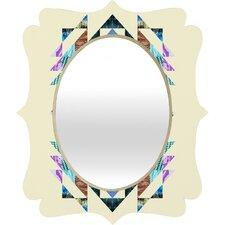 Fimbis Clarice Quatrefoil Mirror