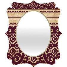 Arcturus Beru Quatrefoil Mirror