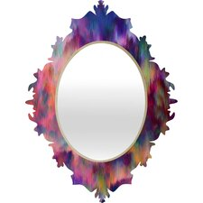 Amy Sia Sunset Storm Baroque Mirror