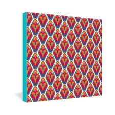 <strong>DENY Designs</strong> Arcturus Rococo Gallery Wrapped Canvas