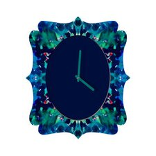 <strong>DENY Designs</strong> Amy Sia Water Dream Wall Clock
