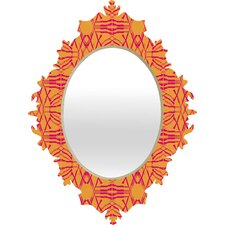 <strong>DENY Designs</strong> Pattern State Shotgirl Tang Baroque Mirror