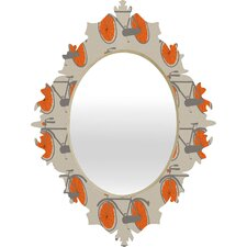 <strong>DENY Designs</strong> Mummysam Bicycles Baroque Mirror