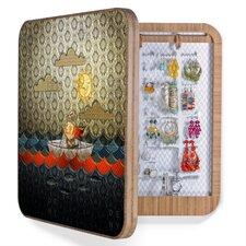 Jose Luis Guerrero Paper Boat Jewelry Box