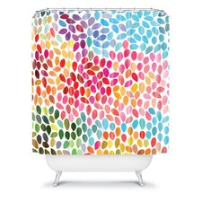 Garima Dhawan Woven Polyester Rain 6 Shower Curtain