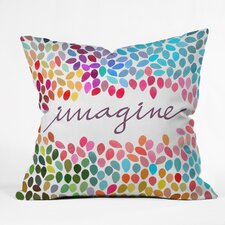 Garima Dhawan Polyester Throw Pillow