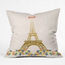 Jennifer Hill Woven Polyester Throw Pillow