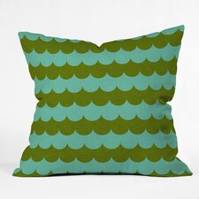 Holli Zollinger Woven Polyester Throw Pillow