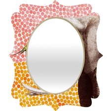 Garima Dhawan New Friends 2 Quatrefoil Mirror
