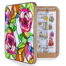 CayenaBlanca Fantasy Garden Jewelry Box
