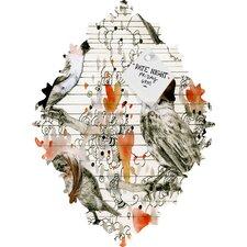Randi Antonsen Love Birds Magnet Board
