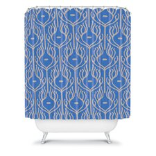 Holli Zollinger Polyester Umbraline Shower Curtain