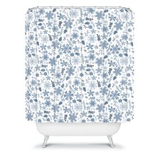 Jennifer Denty Polyester Genevieve Big Shower Curtain