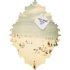 Shannon Clark Vintage Beach Magnet Board