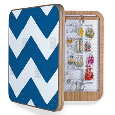 Holli Zollinger Chevron Jewelry Box
