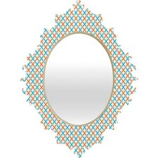 Tammie Bennett X Check Wall Mirror