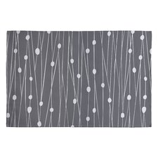 Heather Dutton Gray Entangled Rug