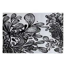 Julia Da Rocha Wild Leaves Rug