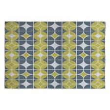 Heather Dutton Othello Gold/Yellow Geometric Area Rug