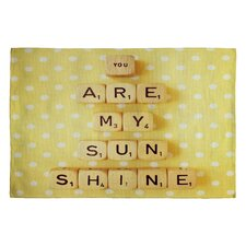 <strong>DENY Designs</strong> Happee Monkee You Are My Sunshine Novelty Rug