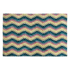 Belle13 Crazy Chevron Rug