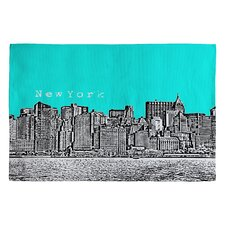 <strong>DENY Designs</strong> Bird Ave New York Novelty Rug
