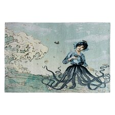 Belle13 Sea Fairy Novelty Rug