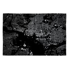 <strong>DENY Designs</strong> Cityfabric Inc DC Novelty Rug
