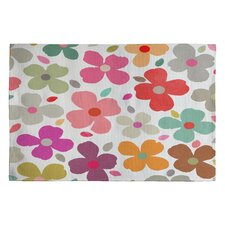 <strong>DENY Designs</strong> Garima Dhawan Multi Dogwood Kids Rug
