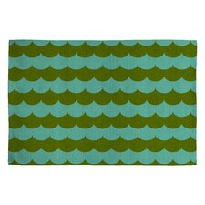 Holli Zollinger Waves of Color Rug