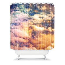 Shannon Clark Cosmic Shower Curtain