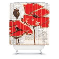 Irena Orlov Perfection Shower Curtain