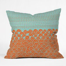 Budi Kwan The Infinite Tidal Throw Pillow