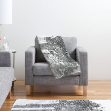 CityFabric Inc San Francisco Polyester Fleece Throw Blanket