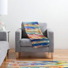 Jacqueline Maldonado Amalgama Polyester Fleece Throw Blanket
