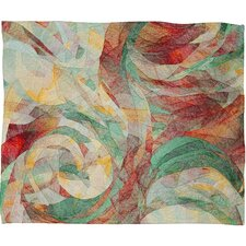 Jacqueline Maldonado Rapt Polyester Fleece Throw Blanket