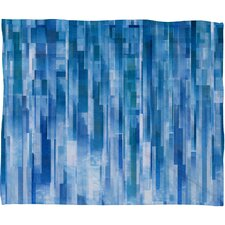 <strong>DENY Designs</strong> Jacqueline Maldonado Rain Polyester Fleece Throw Blanket