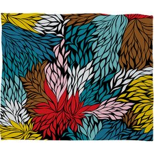 Khristian A Howell Nolita Cover Polyester Fleece Throw Blanket