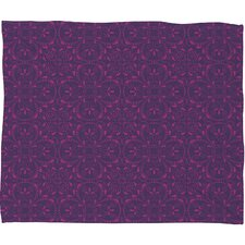 <strong>DENY Designs</strong> Khristian A Howell Provencal Lavender 1 Polyester Fleece Throw Blanket