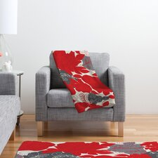 Khristian A Howell Rendezvous Polyester Fleece Throw Blanket
