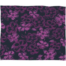 <strong>DENY Designs</strong> Khristian A Howell Russian Ballet 2 Polyester Fleece Throw Blanket