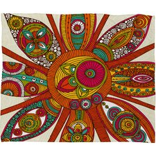 Valentina Ramos Liora Fleece Polyester Throw Blanket