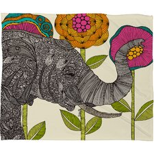 Valentina Ramos Aaron Polyester Fleece Throw Blanket