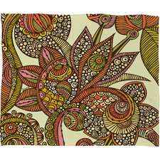 Valentina Ramos Dina Polyester Fleece Throw Blanket