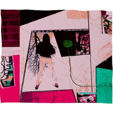 <strong>DENY Designs</strong> Randi Antonsen City 2 Polyester Fleece Throw Blanket